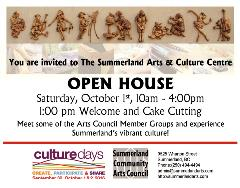 Public presentation of Summerland's Cultural Plan