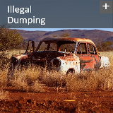 Illegal Dumping icon
