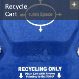 Recycle Cart icon