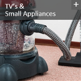 TVs and Small Appliances