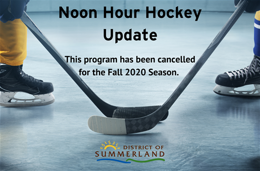 Noon Hour Hockey Update